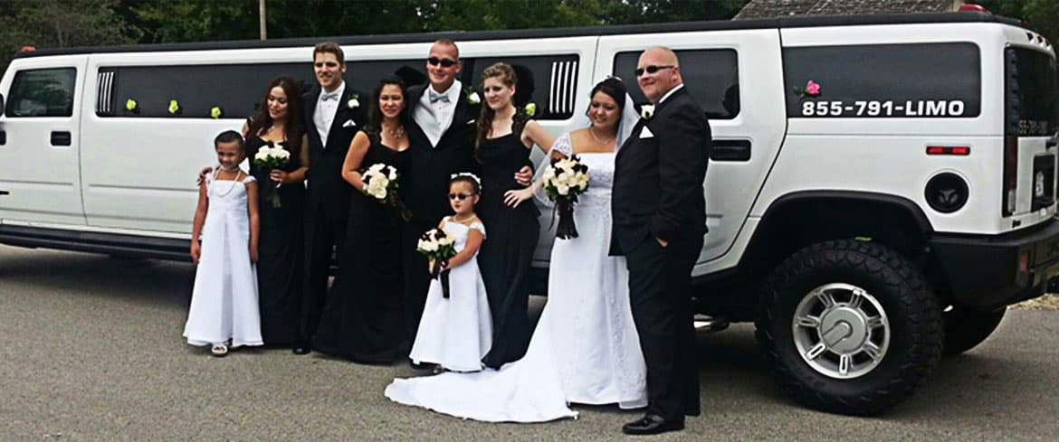 Wedding Limousine Service Chicago